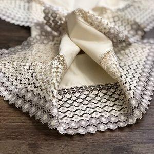 Tea Time Tablecloth 30x30
